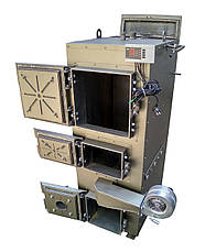 Твердотопливный котел 30 кВт DM-STELLA (двухконтурный), фото 2