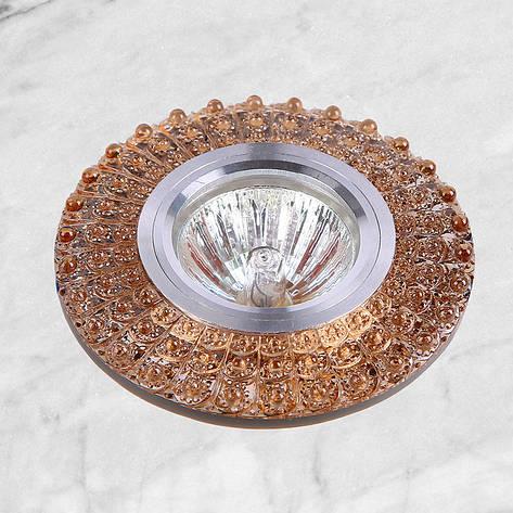 Точечный врезной светильник (05-А22), фото 2