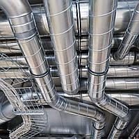Проектирование и монтаж вентиляционных систем. Установка вентиляции.