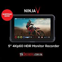 Монитор Atomos Ninja V 5' 4K HDMI Recording Monitor (ATOMNJAV01)
