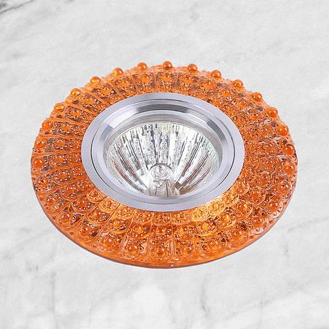 Точечный врезной светильник (05-А25), фото 2