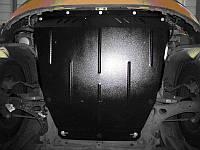 Защита радиатора, двигателя и КПП на Тойота Камри (Toyota Camry) 2006-2011 г (металлическая/2.4)