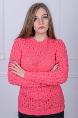Свитер стильный Анжела р 42-50
