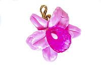 Тайское мыло с цветочным аромтом Орхидея Фиолетовая  (s20_1)