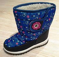 Дутики зимние для девочки ТМ EeBb  9003, фото 1