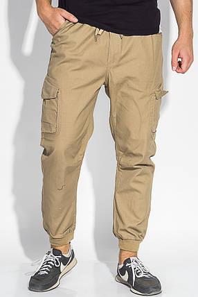 Брюки мужские с боковыми карманами 778K005 (Песочный), фото 2