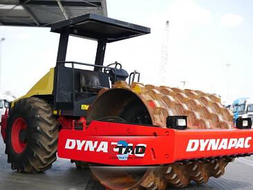 Грунтовой каток Dynapac CA250 (2010 г)
