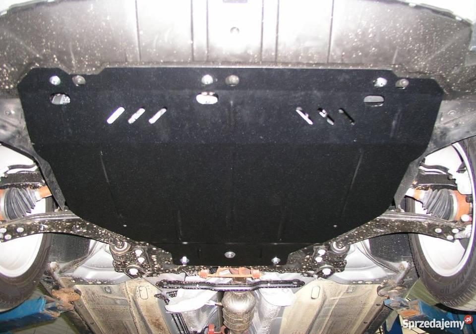 Защита картера (двигателя) и Коробки передач на Тойота Солара 2 (Toyota Solara II) 2003-2008 г