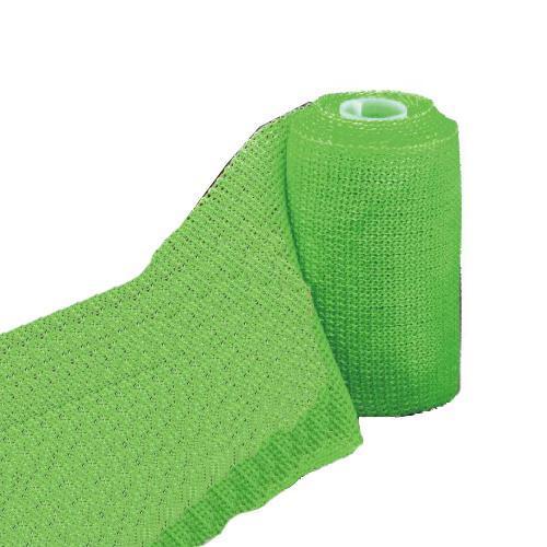 3М Scotchcast Жорсткий іммобілізаційний бинт (синтетичний гіпс)(Скотчкаст) 5,0 х 3,6 м зелений
