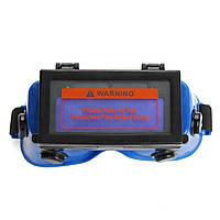 Pro Солнечная Автоматическая затемняющая сварка Маска Защитные очки для глаз шлема сварка Очки Маска 1TopShop