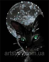 Картина по номерам ArtStory Ночная жизнь 40 х 50 см (арт. AS0277), фото 1