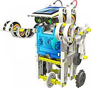 Конструктор на солнечных батареях CIC 21-615 Робот 14 в 1 Гарантия качества Быстрая доставка, фото 3