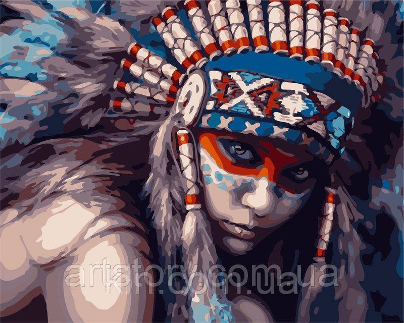 Картина по номерам ArtStory Ночная жизнь 40 х 50 см (арт. AS0288)