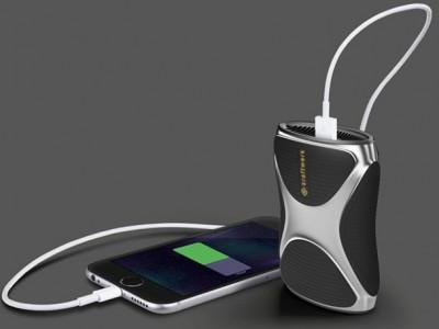 Kraftwerk - портативний акумулятор для iPhone 6, який працює на газі