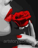 Картина по номерам ArtStory Опасная красота 40 х 50 см (арт. AS0289), фото 1