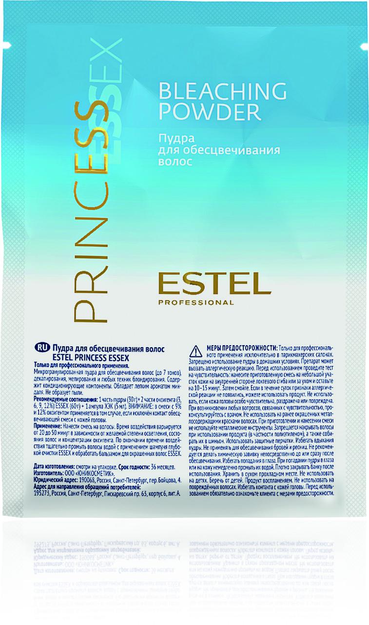 Пудра обесцвечивающая PRINCESS ESSEX