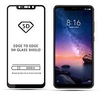 Защитное стекло Xiaomi Redmi Note 6 Pro Full Glue 5D (Mocolo 0,33мм)