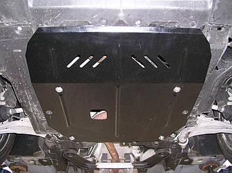 Защита картера (двигателя) и Коробки передач на Вольво S80 2 (Volvo S80 II) 2006-2016 г