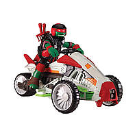 Боевой транспорт с фигурой - Квадроцикл и Рафаэль TMNT 94263, фото 1