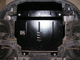 Защита картера (двигателя) и Коробки передач на Фиат Гранде Пунто (Fiat Grande Punto) 2005-2012 г  2.5