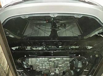 Защита картера (двигателя) и Коробки передач на Ниссан Санни (Nissan Sunny) 1995-2000 г  2.5