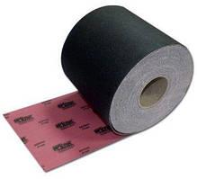 Шлифовальная шкурка, тканевая основа - 200мм х 50м, К100 Werk