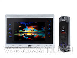 Комплект видеодомофона ATIS AD-740M S-Black + AT-380HR Black