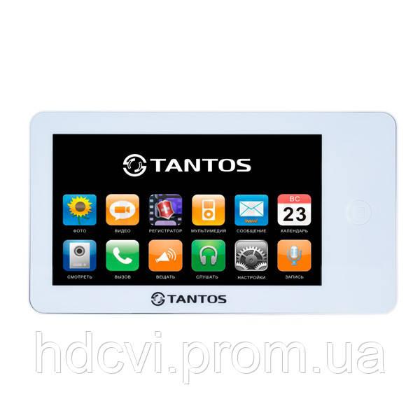 """Видеодомофон Tantos Neo 7"""" (White)"""