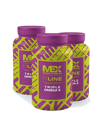 Капсули MEX Nutrition Triple Omega 3 90 softgels, фото 2