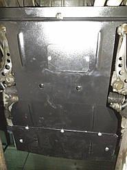 Защита двигателя и радиатора на БМВ 3 Е36 (BMW 3 E36) 1990-1999 г  2.5