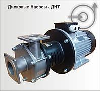Дисковый насос ДНТ-М 140 20-6 ТУ нержавеющая сталь, фото 1