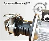 Дисковый насос ДНТ-М 140 20-6 ТУ нержавеющая сталь, фото 4