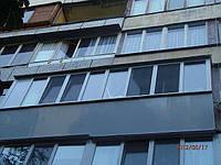 Остекление балконов в Киеве., фото 1