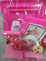 Набор детский маленькая кухня для игрушечного домика
