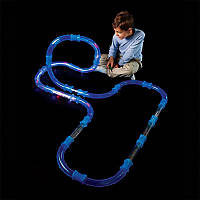 Детский Автотрек трубопроводный на 21 элемент, фото 1