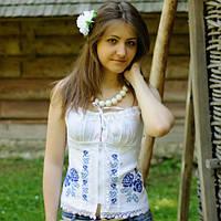 Белый корсет оптом в Украине. Сравнить цены 73f6ae56642be