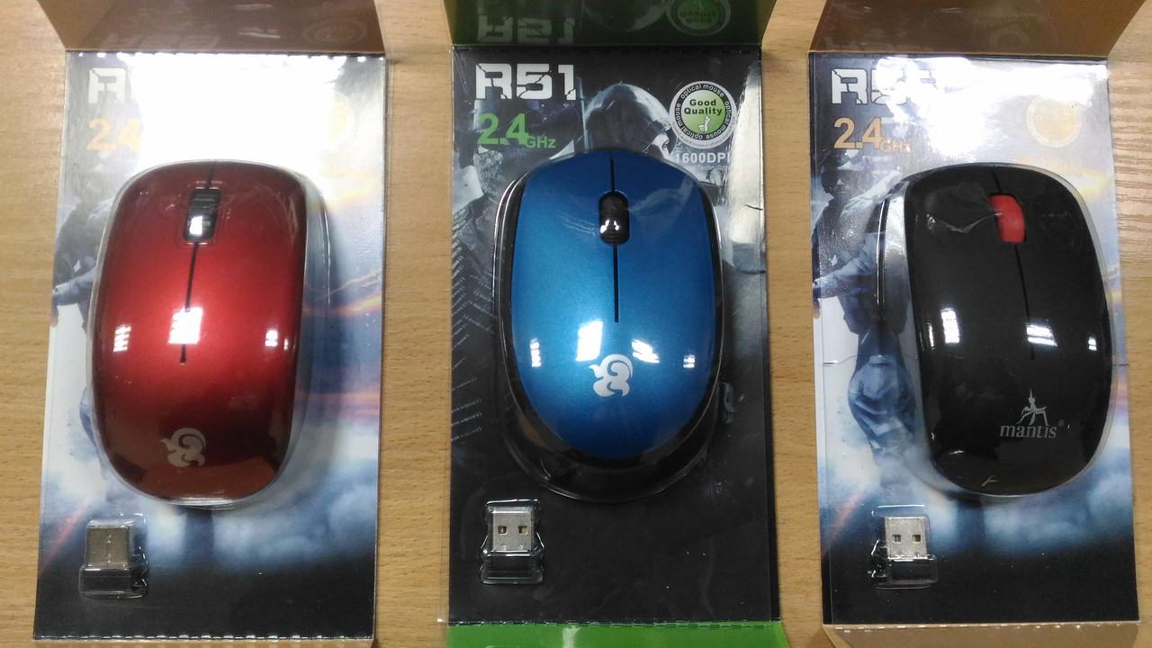 Мышь беспроводная R59/R51