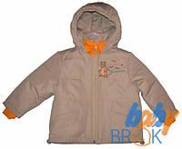 """Куртка хлопчача тм""""BabyBrok"""" кол.""""Monaliza"""", рост. 80-110 (1шт) КХ-10012"""