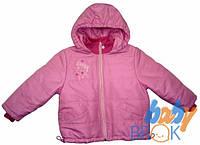 "Куртка дівчача тм""BabyBrok"" кол.""Monaliza"", рост. 80-110 (1шт) КД-40012"