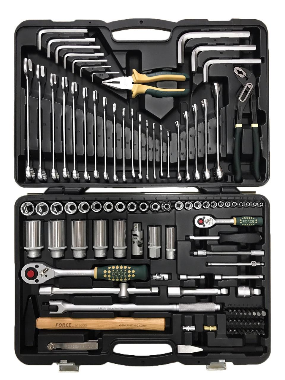 Набор инструмента 107 ед. Force 41071 F