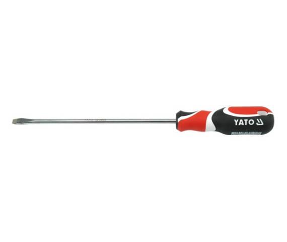 Отвёртка плоская YАТО 6,0х200мм YT-2615