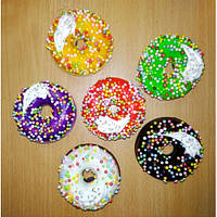Копия SQUISHY (СКВИШИ) пончики магнит ароматизированные 12шт.
