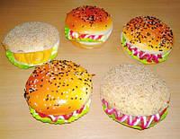 Копия SQUISHY (СКВИШИ) бургер магнит ароматизированные 12шт.
