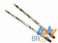 """Олівець простий """"Білий"""" (12 шт/уп) HB304"""