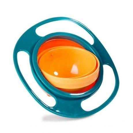 Тарелка-неваляшка, тарелка-непроливайка Universal Gyro Bowl