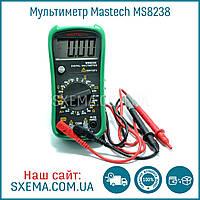 Мультиметр MASTECH MS8238, фото 1