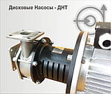 Дисковий насос ДНТ-МУ 140 20-8 ТУ нержавіюча сталь, фото 4