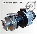 Дисковий насос ДНТ-МУ 140 20-8 ТУ нержавіюча сталь, фото 2