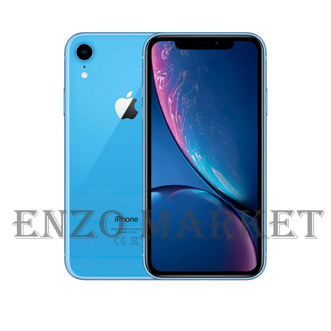 IPhone XR Dual 128gb Blue