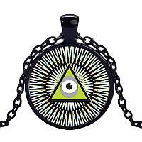 Кулон с масонской символикой, фото 1